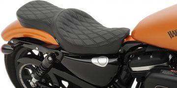 Перетяжка и ремонт сидений мотоциклов